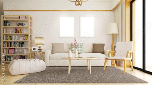 Wohnzimmer mit leeren rahmen an wand stockfotos und lizenzfreie bilder auf bild - Wohnzimmer bilder mit rahmen ...
