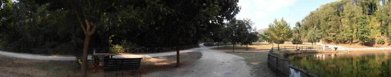 Il parco del casale