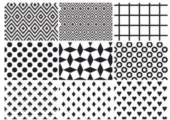 Textur, schwarz und weiß