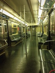 Mid Day Subway Ride