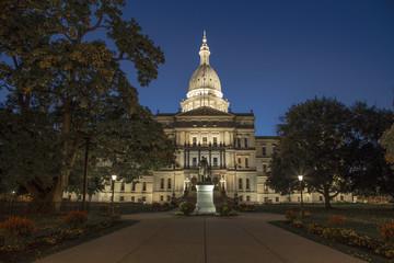 Michigan State Capital