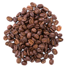 Coffee Beans (isolated on white)