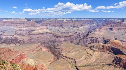 Grand Canyon National Park, South Rim, Arizona in USA.