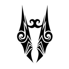 Pattern. Design. Tattoo. Ornament.