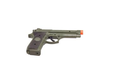 Toy gun.