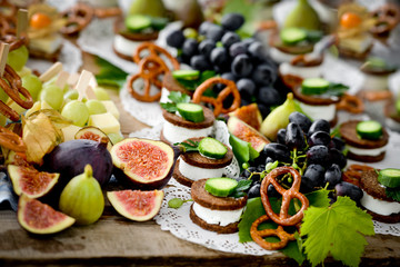 fingerfood buffet