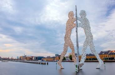 Molecule Man in Berlin, Gremany