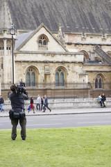 Kameramann westminster palace