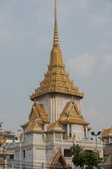 ASIA THAILAND BANGKOK CHINA TOWN WAT TRAIMIT