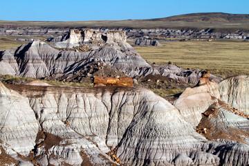 Painted Desert National Monument in northeastern Arizona
