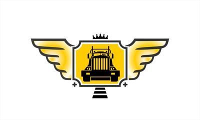 big truck logo icons
