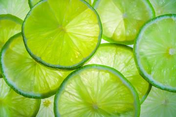 Limonenscheiben