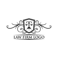 Law Firm VectorTemplate