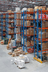 Distribution warehuse