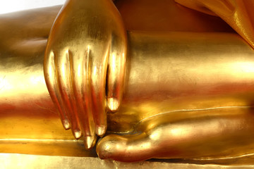 Buddha Images in Bangkok Thailand