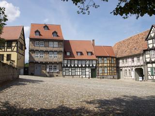 Quedlinburg Fachwerkäuser