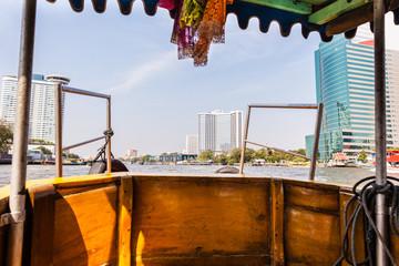 Chao Praya from a boat