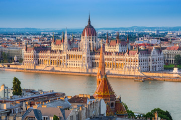 Papiers peints Budapest Hungarian Parliament - Budapest - Hungary