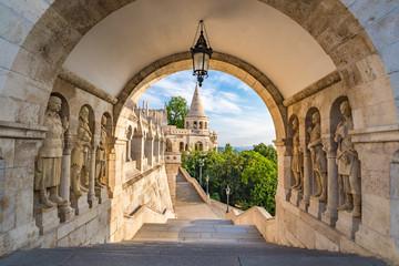 Keuken foto achterwand Boedapest Fisherman's Bastion - Budapest - Hungary
