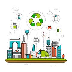 green life concept