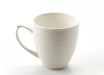 empty cup of coffee or mug