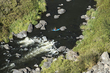 Kayak, Crooked River Gorge, Central Oregon