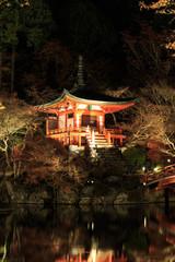 Daigo-ji is in Tample japan.
