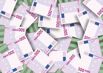 Liasse de Billets 500
