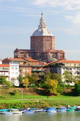 Pavia Duomo Ponte Coperto