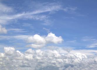 Canvas Prints blue sky