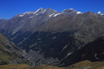 Zermatt and Swiss Alps