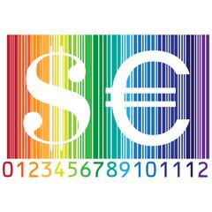 dollar euro icon