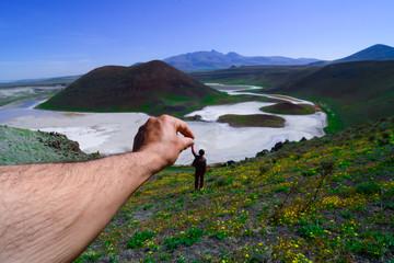 meke krater gölü