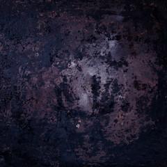 background is dark,iron