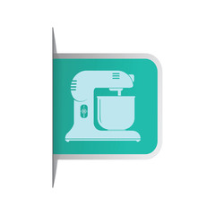 illustration of food and kitchen icon