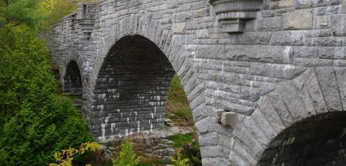 stone bridge arches