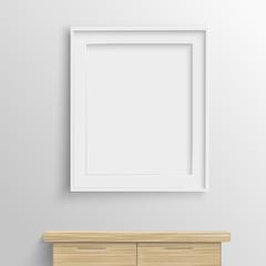 elegant blank canvas