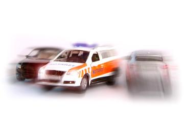 Sonderrechte für Rettungsdienst