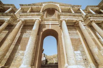 sardes antik kenti yapısı