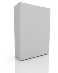 blank box 3d