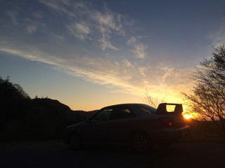 sunrise wrx