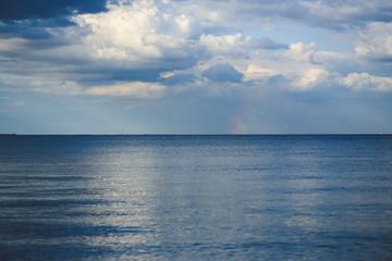 Летний морской пейзаж