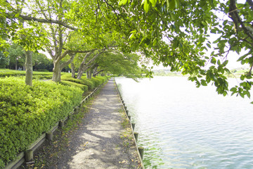 千波公園 茨城県水戸市