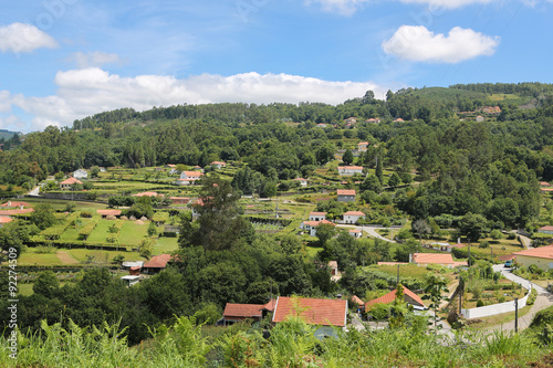 Paredes De Coura In Norte Region Portugal Stock Photo And Royalty