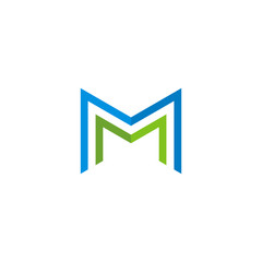 M Letter Logo 2.