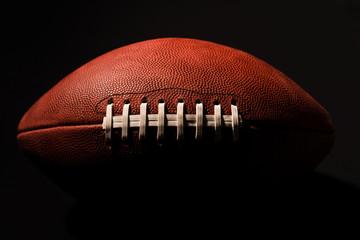 American Football in Deep Shadow