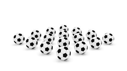 soccer ball dozen