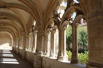 Cloître de l'Abbaye de la Chaise-Dieu