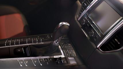 Manual gearshift display