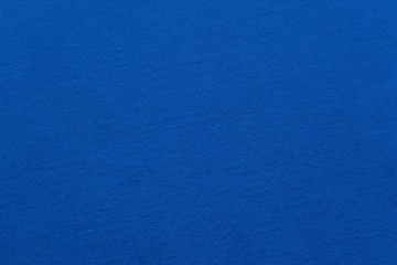 textured background fabric of blue color
